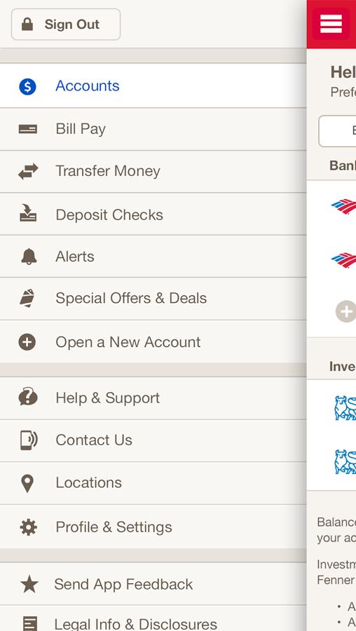 Bank of America4