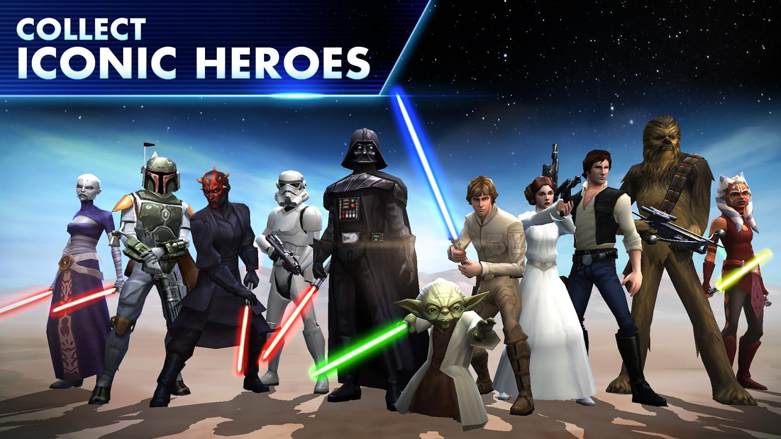 Star Wars Galaxy of Heroes10