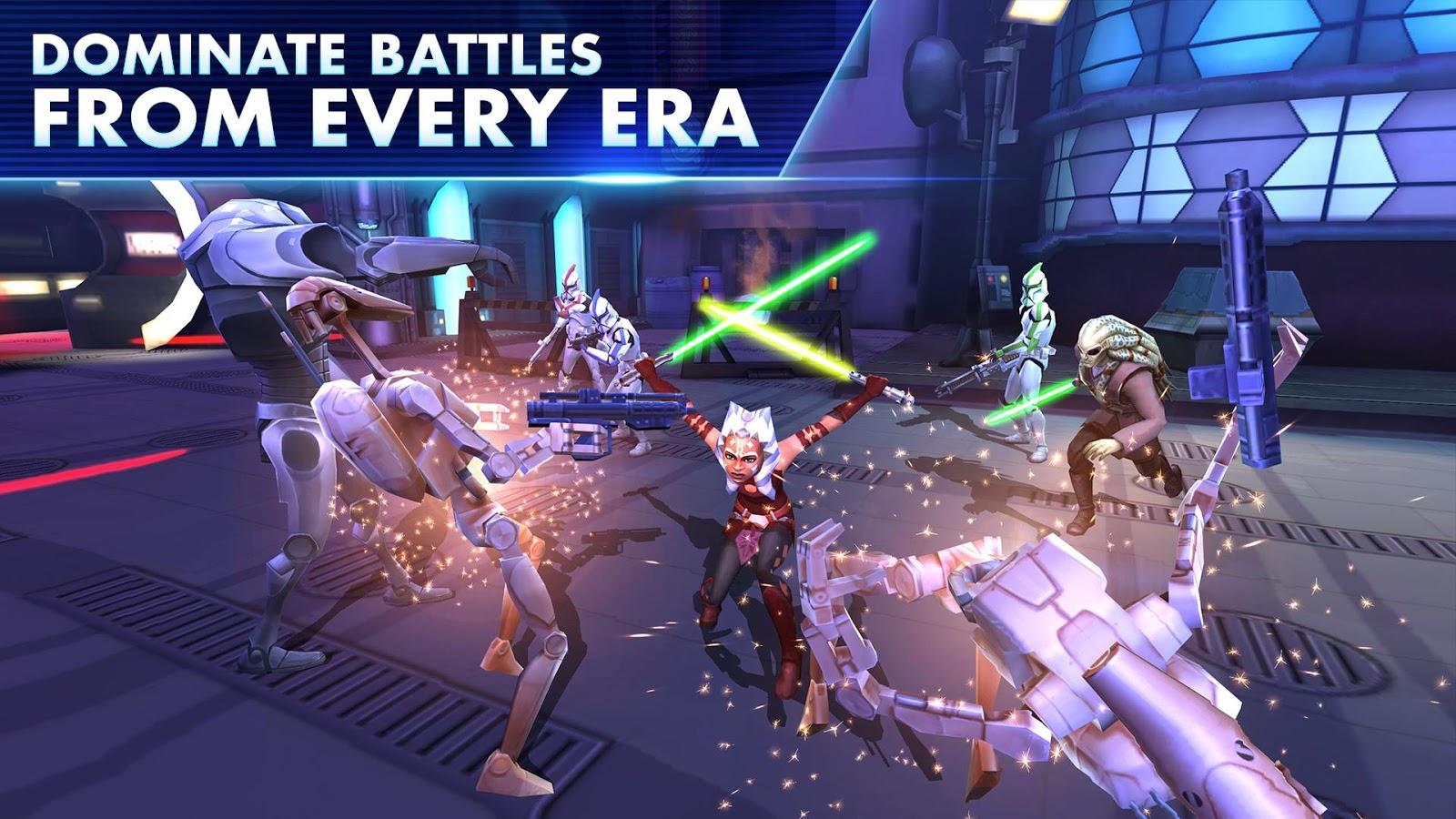Star Wars Galaxy of Heroes2