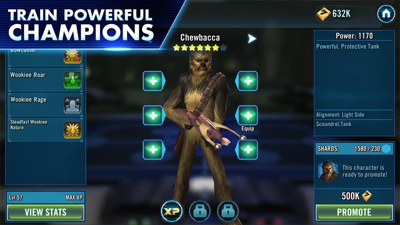 Star Wars Galaxy of Heroes5