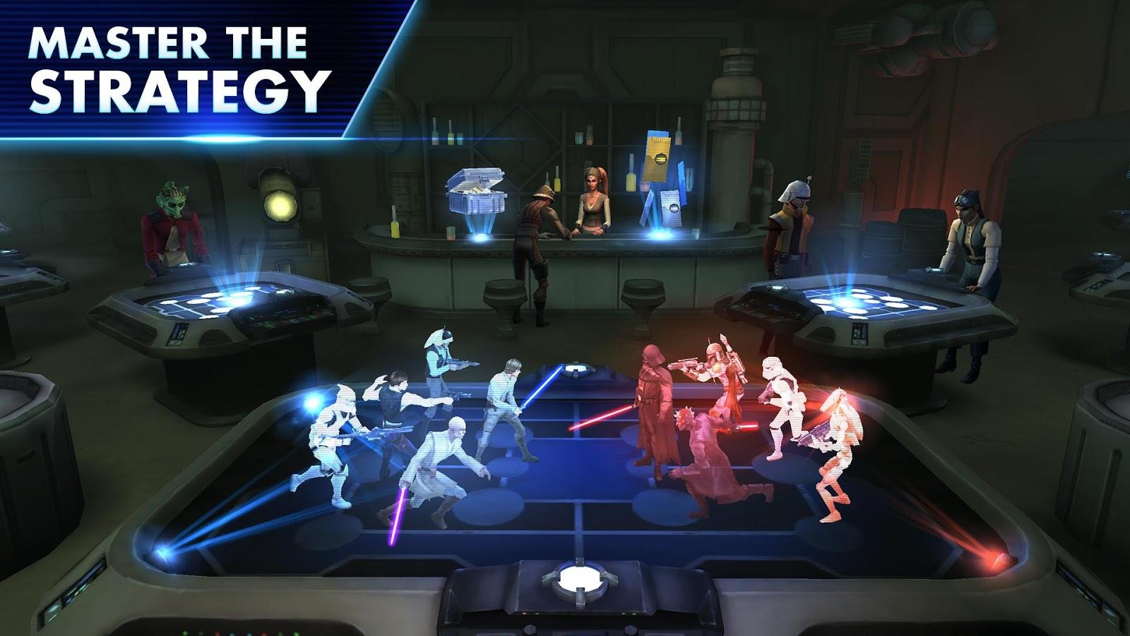 Star Wars Galaxy of Heroes7