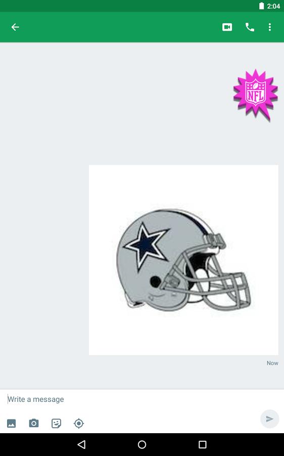 NFL Emojis10
