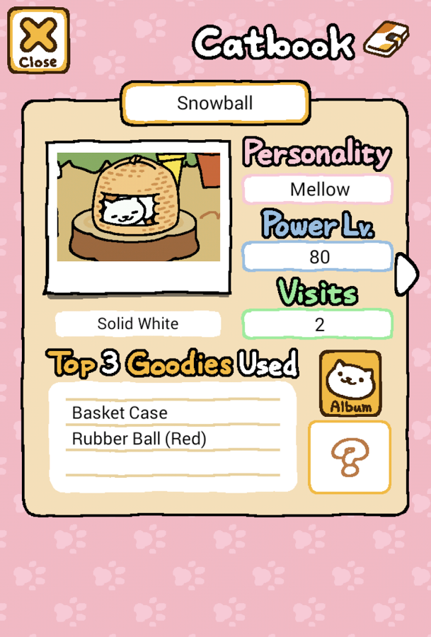 Neko Atsume Kitty Collector13