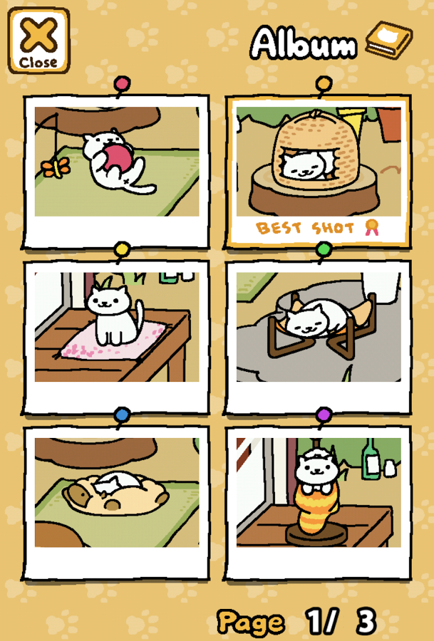 Neko Atsume Kitty Collector14