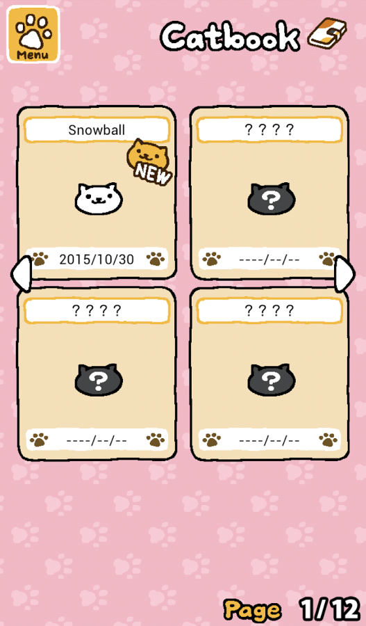 Neko Atsume Kitty Collector2