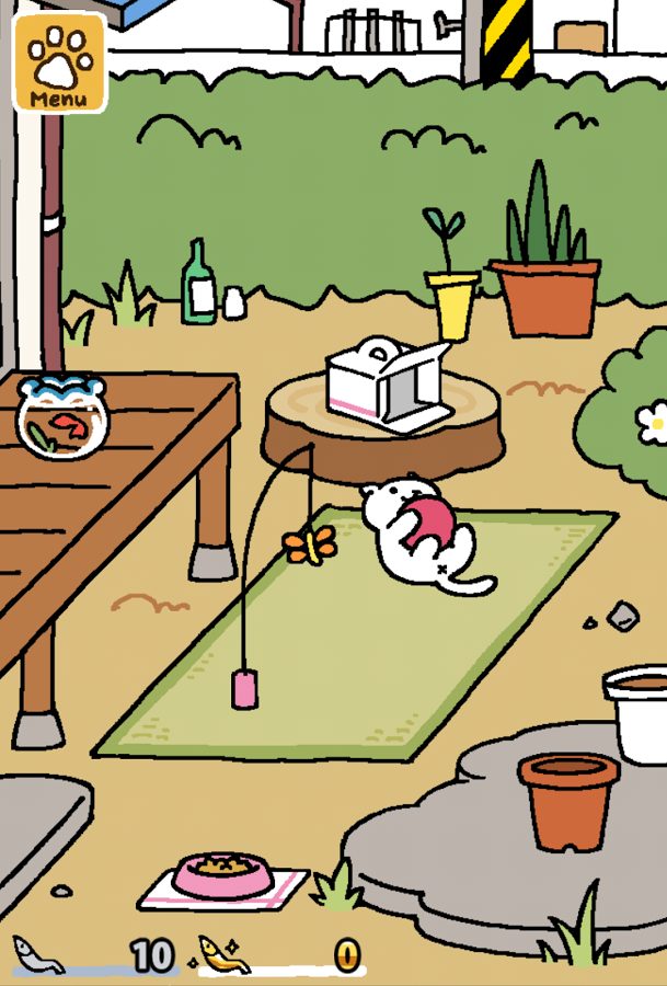 Neko Atsume Kitty Collector6