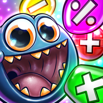 Monster Math 2