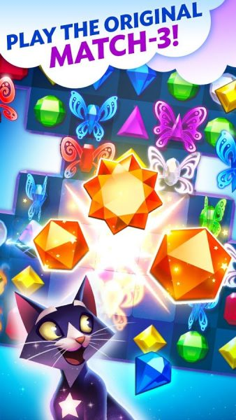 Bejeweled Stars5