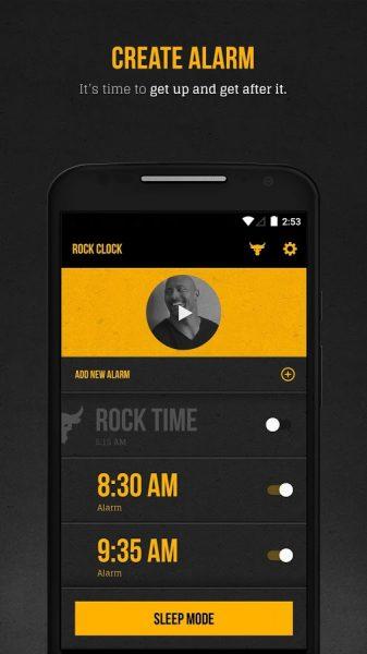 Rock Clock2