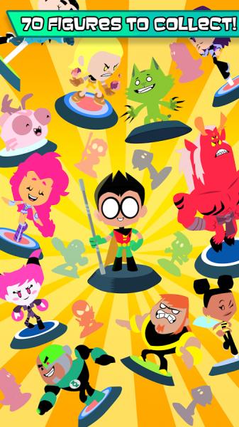 Teeny Titans – A Teen Titans Go! Figure Battling Game11
