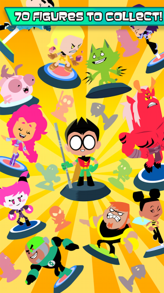 Teeny Titans – A Teen Titans Go! Figure Battling Game6