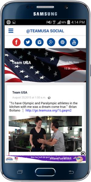 Team USA App2