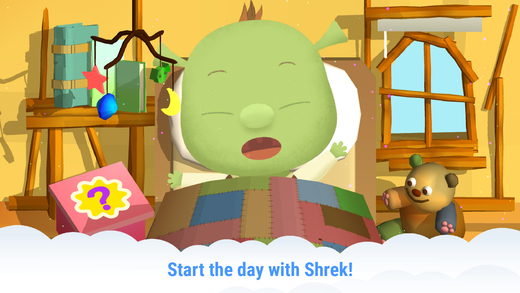 Wake Up With Shrek and Friends2
