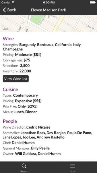 Wine Spectator Restaurant Awards5